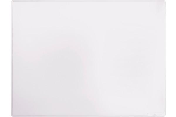 DURABLE Schreibunterlage 65x50cm 711319 DURAGLAS transparent