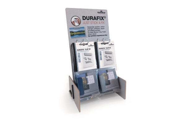 DURAFIX Display leer 87012460 inkl. Topschild, Selbstmontage