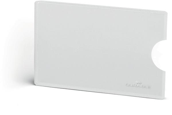 DURABLE Kreditkartenhülle Rfid Secure 890319 3 Stück