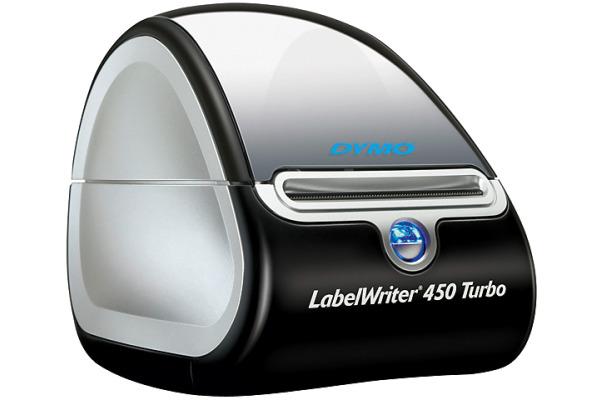 DYMO LabelWriter 450 Turbo S0838820 schwarz