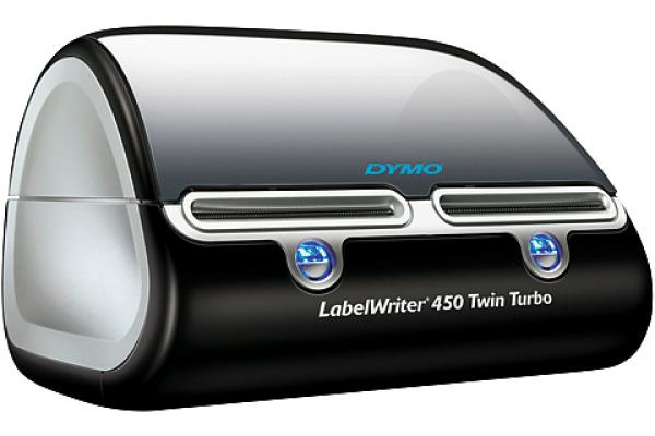 DYMO LabelWriter 450 TwinTurbo S0838870 schwarz