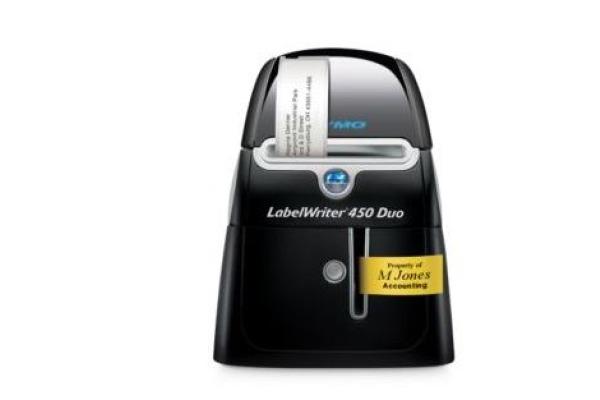 DYMO LabelWriter 450 Duo S0838920 schwarz