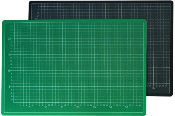 ECOBRA Schneidematte 704530 grün 45x30cm