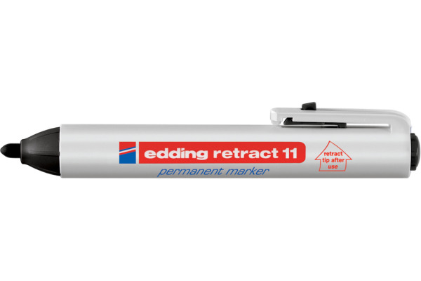EDDING Permanent Marker 11 1,5-3mm 11-1