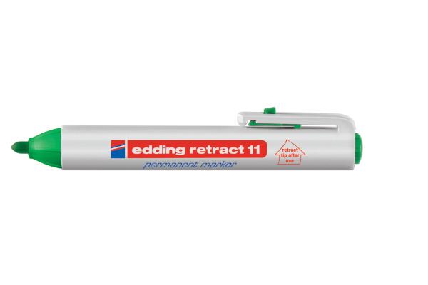 EDDING Permanent Marker 11 1,5-3mm 11-4