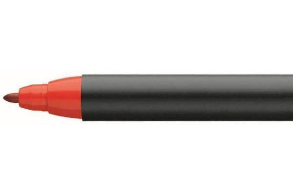 EDDING Faserschreiber 1200 0.5-1mm 1200-2 rot