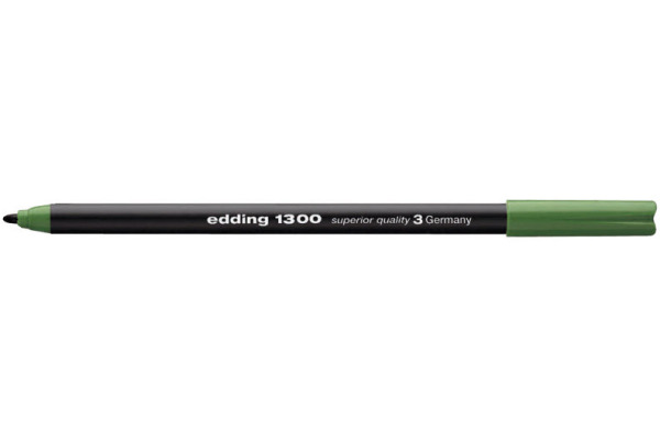 EDDING Fasermaler 1300 color pen 2mm 1300-4 grün