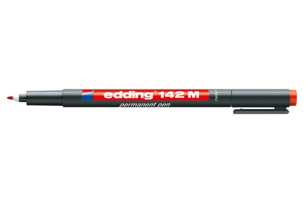 EDDING OHP-Marker permanent M 142-2 rot