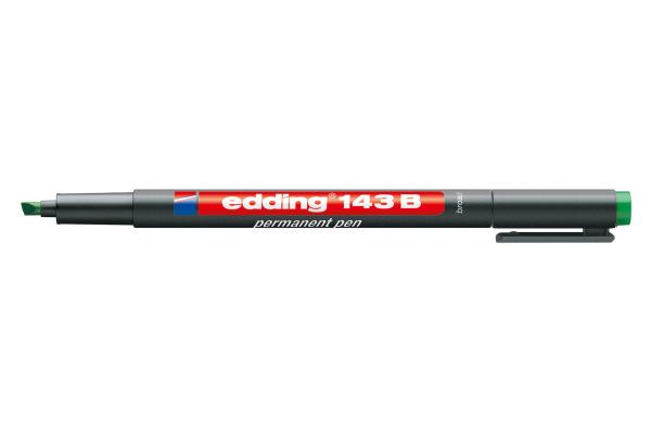 EDDING OHP-Marker permanent B 143-4 grün