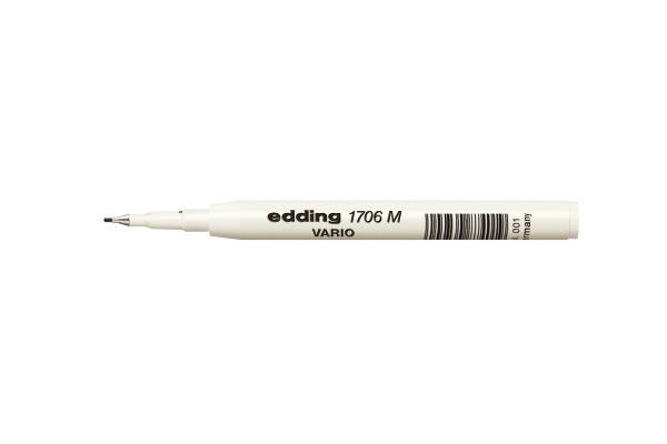 EDDING Mine 1706 VARIO 0,5mm 1706M-1 schwarz