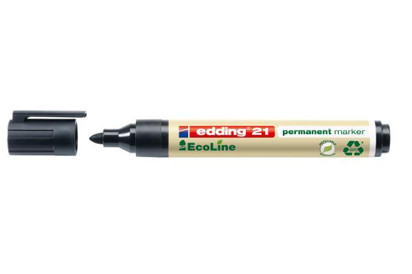 EDDING Permanent Marker 21 1.5-3mm 21-1 schwarz