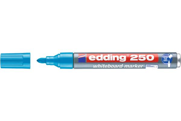 EDDING Whiteboard Marker 250 1,5-3mm 250-10 hellblau