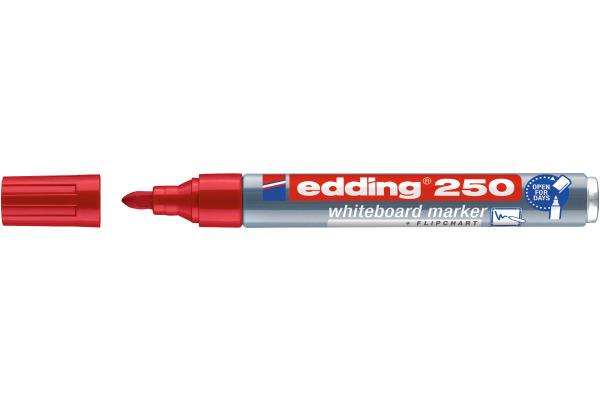 EDDING Boardmarker 250 250-2 rot