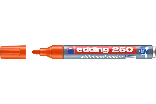 EDDING Whiteboard Marker 250 1,5-3mm 250-6 orange