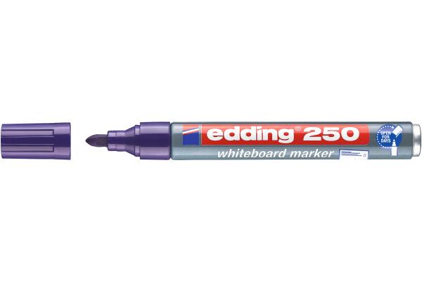 EDDING Whiteboard Marker 250 1,5-3mm 250-8 violett