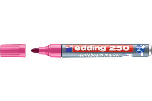 EDDING Whiteboard Marker 250 1,5-3mm 250-9 rosa