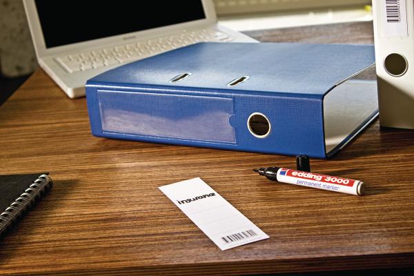 EDDING Permanent Marker 3000 1.5-3mm 3000-3 blau, wasserfest