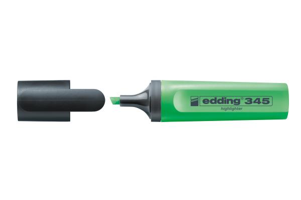 EDDING Textmarker 345 345-11 grün