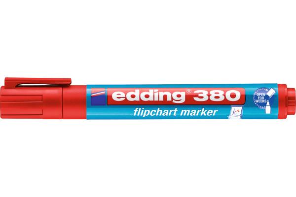 EDDING Flipchart Marker 380 1,5-3mm 380-2 rot