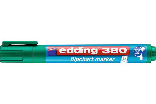 EDDING Flipchart Marker 380 1,5-3mm 380-4 grün