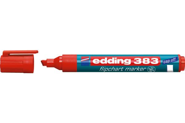 EDDING Flipchart Marker 383 1-5mm 383-2 rot