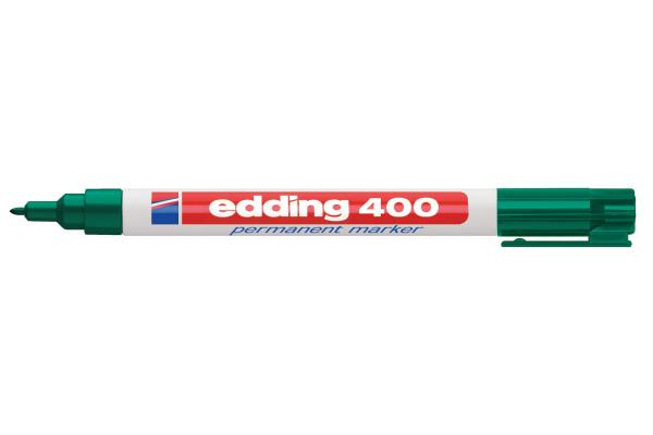 EDDING Permanent Marker 400 400-4 grün