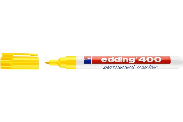 EDDING Permanent Marker 400 1mm 400-5 gelb