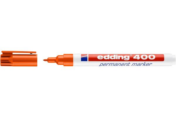 EDDING Permanent Marker 400 1mm 400-6 orange