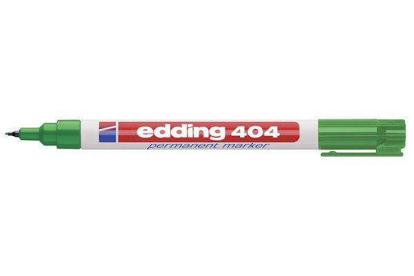 EDDING Permanent Marker 404 404-4 grün