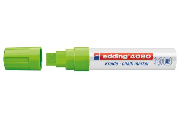 EDDING Chalk Marker 4090 4-15mm 4090-11 hellgrün