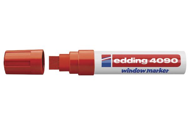 EDDING Windowmarker 4090 4-15mm 4090-2 rot