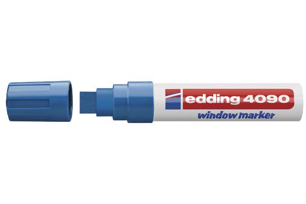 EDDING Windowmarker 4090 4-15mm 4090-3 blau