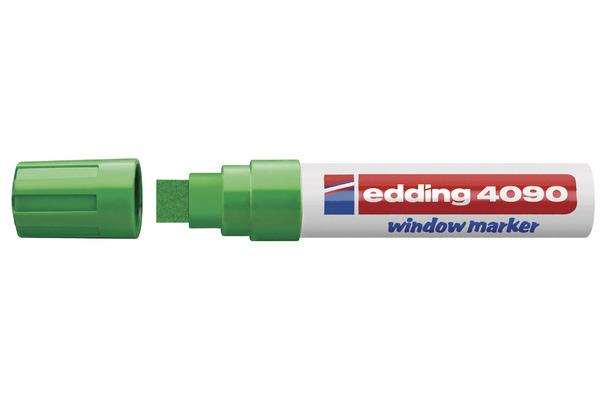 EDDING Windowmarker 4090 4-15mm 4090-4 grün