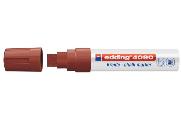 EDDING Window Marker 4090 4-15mm 4090-7 braun