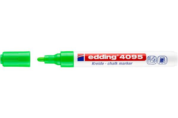 EDDING Chalk Marker 4090 2-3mm 4095-11 neongrün