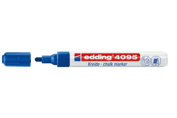 EDDING Windowmarker 4095 2-3mm 4095-3 blau