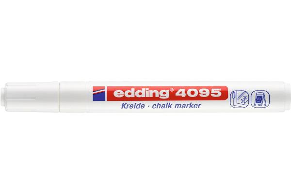 EDDING Windowmarker 4095 2-3mm 4095-49 weiss