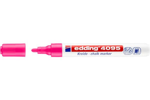 EDDING Windowmarker 4095 2-3mm 4095-69 neonpink