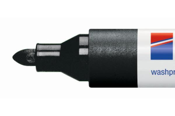 EDDING Textilmarker 4500 2-3mm 4500-1 schwarz