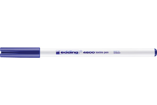 EDDING T-Shirt-Pen 4600 1mm 4600-3 blau