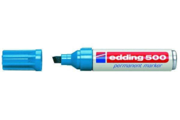 EDDING Permanent Marker 500 2-7mm 500-10 hellblau