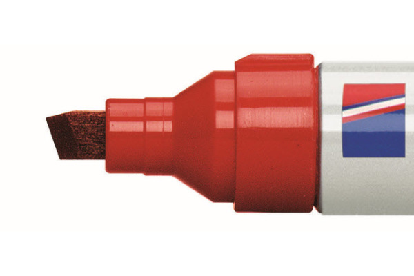 EDDING Permanent Marker 500 2-7mm 500-2 rot