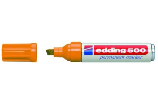 EDDING Permanent Marker 500 2-7mm 500-6 orange
