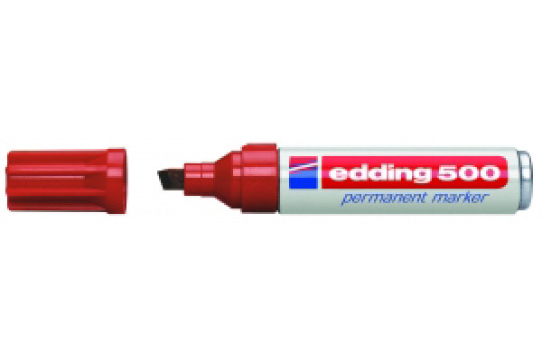 EDDING Permanent Marker 500 2-7mm 500-7 braun