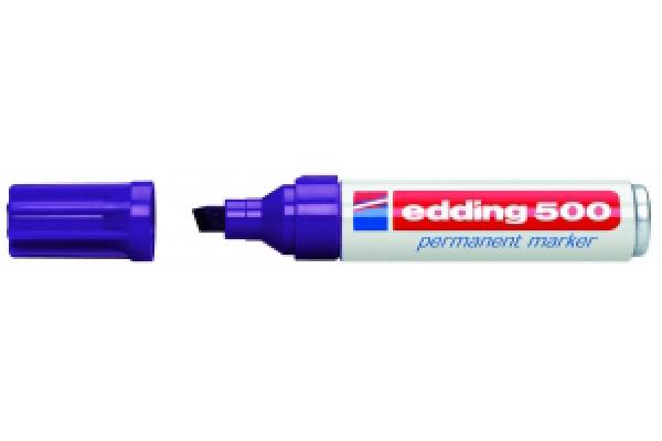 EDDING Permanent Marker 500 2-7mm 500-8 violett