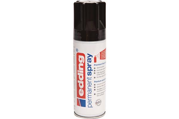 EDDING Acryllack 5200-951 schwarz