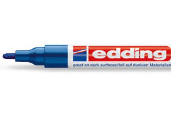 EDDING Paintmarker 751 CREA 1-2mm 751-3 CREA blau