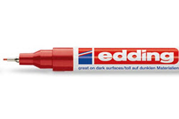 EDDING Paintmarker 780 0,8mm 780-2 CREA rot