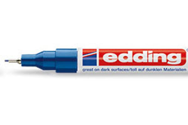 EDDING Paintmarker 780 0,8mm 780-3 CREA blau