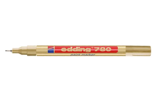 EDDING Paintmarker 780 0.8mm 780-53 CREA gold